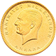14 Ayar Altın TL/Gr - 2020-09-22 07:06:00