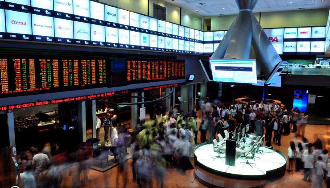 Brezilya piyasaları kapanışta düştü; Bovespa 0,55% değer kaybetti