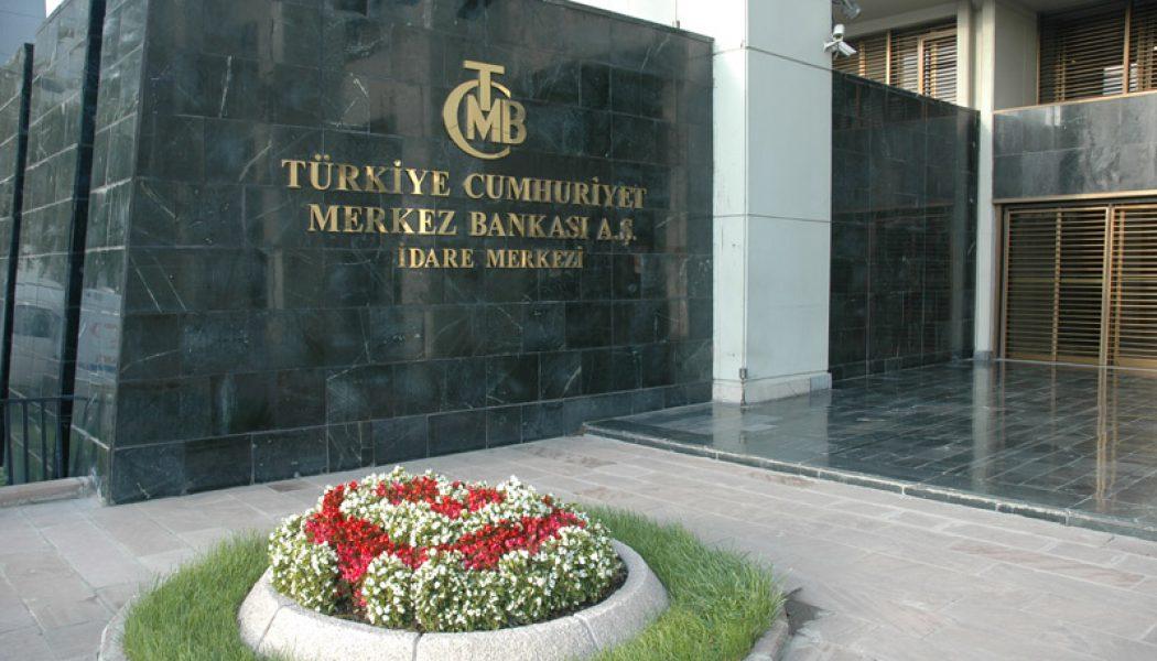 TCMB'nin brüt döviz rezervi 11 Mart'ta $95.79 milyara yükseldi