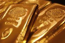 Altın vadeli işlemleri 3 haftanın en düşük seviyesinde
