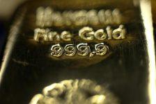 Altın fiyatları 7 haftanın en düşük seviyesine geriledi