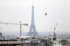 Fransa'nın gayri safi milli hasılası tahmin edilen rakam 0,5% gerçek rakam 0,6%