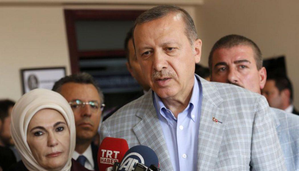 Finansman konusunda yaşanan sıkıntıların çözümü için faizlerin düşürülmesi başta olmak üzere dile getirdiklerimin daha fazla dikkate alınması gerekiyor–Erdoğan