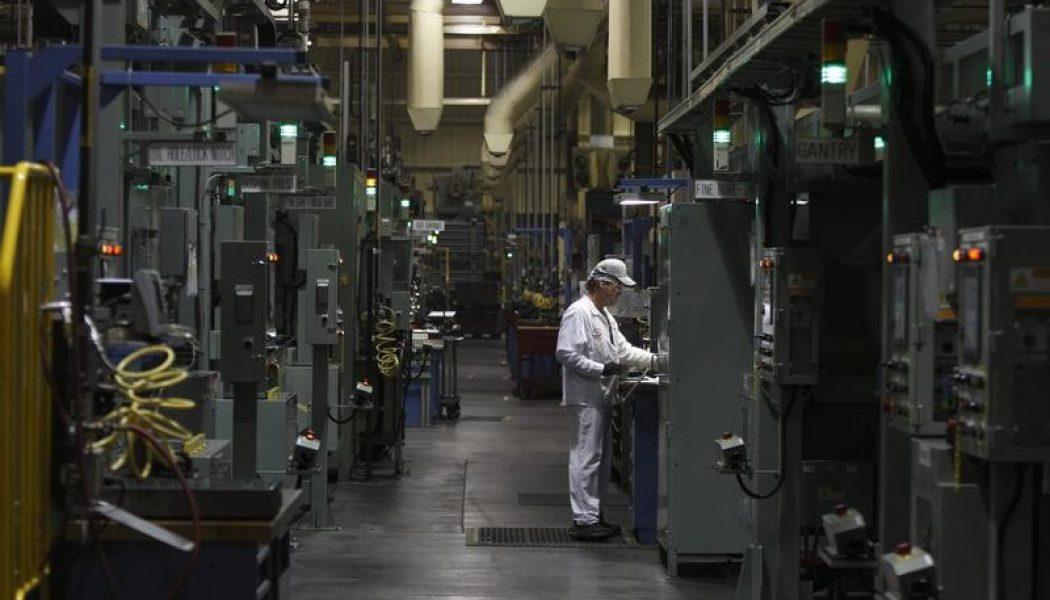 ABD'de sanayi üretimi tahmin edilen rakam 0,3% gerçek rakam 0,7%