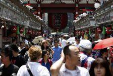 Japonya'da perakende satışlar tahmin edilen rakam -1,2% gerçek rakam -0,8%
