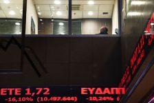 Yunanistan piyasaları kapanışta düştü; Athens General 0,92% değer kaybetti