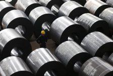 Çin'de kamuya ait çelik üreticileri çelik ve kömür üretim kapasitesini azaltacak
