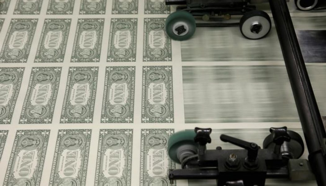 Amerikan doları, diğer majör dövizler karşısında 1 ayın en yükseğinde