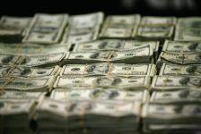 Amerikan doları, 8 ayın en düşük seviyesine yaklaştı