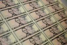 Amerikan doları, beş ayın en düşük seviyesinden yükseldi