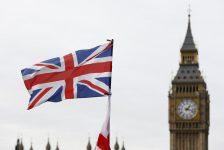İngiltere'de TÜFE Nisan'da yıllık bazda %0.3 ile beklentilerin altında