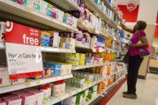 Target, 1. çeyrek satış raporunun ardından 8% değer kaybetti