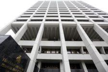 TCMB'nin brüt döviz rezervi 15 Nisan'da $97.12 milyara geriledi