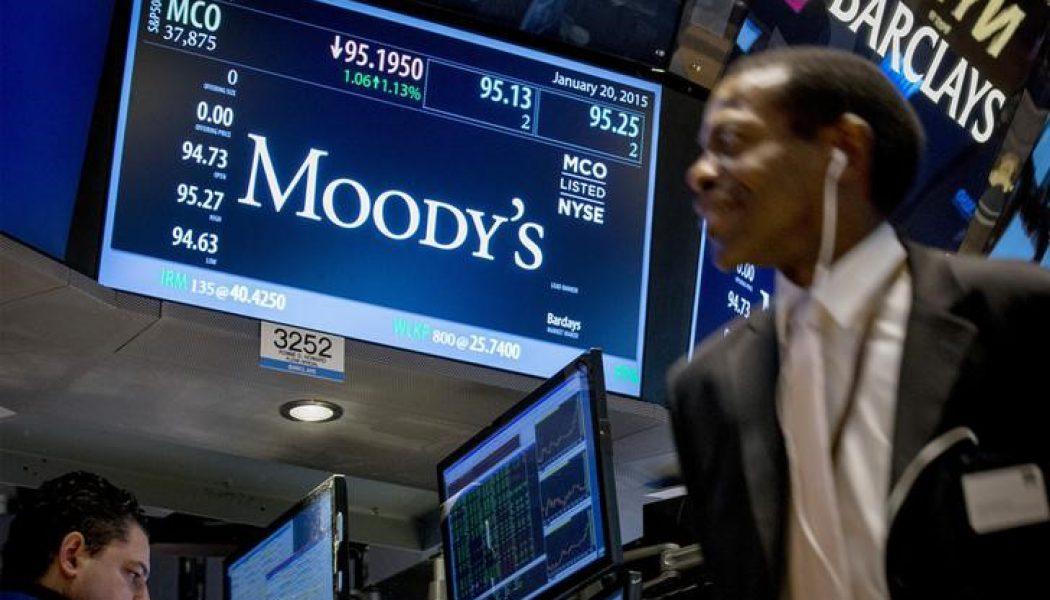 Türkiye'de siyasi belirsizliğin tekrar artması Türkiye'nin kredi notu için negatif olur-Moody's