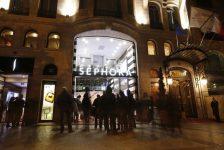 Fransa'da tüketici harcamaları tahmin edilen rakam 0,1% gerçek rakam -0,1%