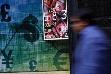 TCMB'nin brüt döviz rezervi 22 Nisan'da $95.48 milyara geriledi