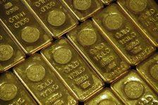 Altın vadeli işlemleri 1 haftanın en yüksek seviyesinde