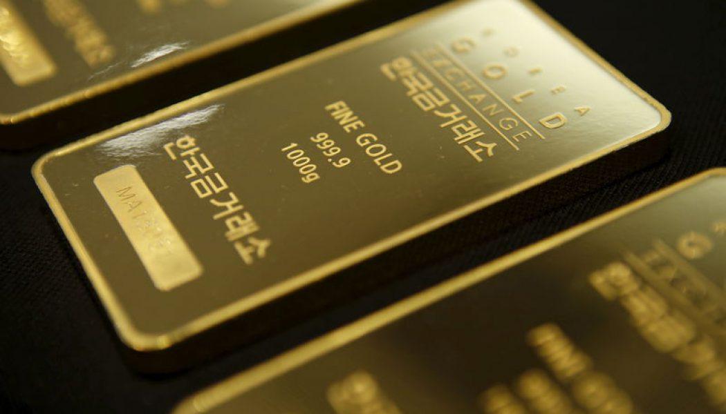 Altın fiyatları Amerikan dolarının artışıyla değer kaybetti