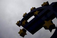 Euro bölgesinde GSYH Q1'de %0.5 ile beklentilerin hafif altında büyüdü