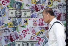 FX-Dolar/TL, TCMB'nin üst bantta beklentilere paralel 50 baz puanlık indirimi ardından geriledi