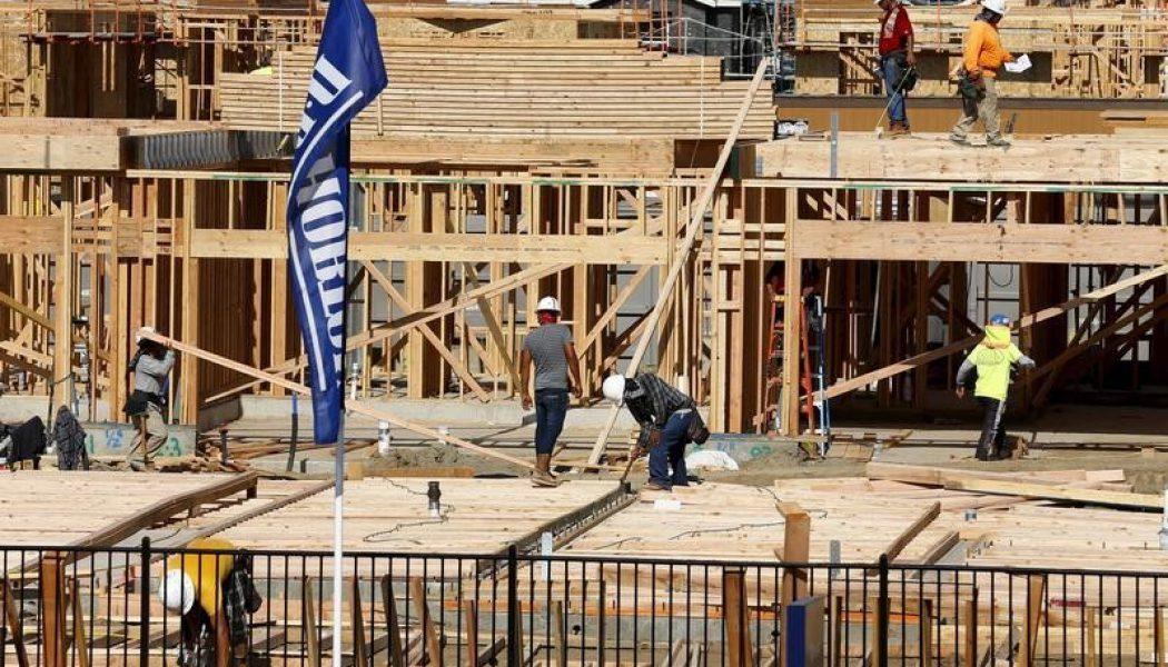 ABD'de konut inşaat başlangıçları 6,6% yükseldi