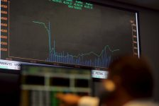 Brezilya piyasaları kapanışta düştü; Bovespa 1,86% değer kaybetti