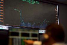 Brezilya piyasaları kapanışta düştü; Bovespa 0,87% değer kaybetti