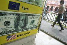 Forex – Euro, Amerikan doları karşısında 3 haftanın en düşüğünde