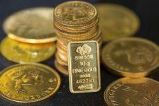 Altın vadeli işlemleri, faiz artış beklentileriyle 1.220 dolara geriledi