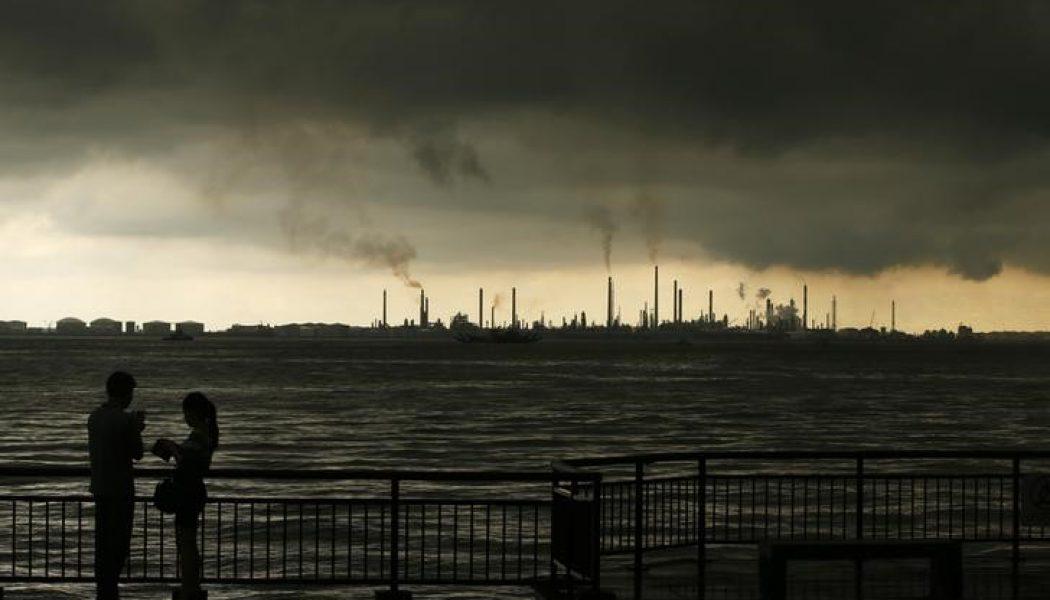 Ham Petrol Vadeli İşlemleri Asya oturumu boyunca düşüşte