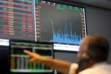 Brezilya piyasaları kapanışta düştü; Bovespa 0,85% değer kaybetti