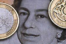 Forex – Sterlin, İngiltere'den gelen veriler sonrası düştü