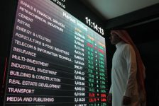 Suudi Arabistan piyasaları kapanışta düştü; Tadawul Borsası 3,07% değer kaybetti