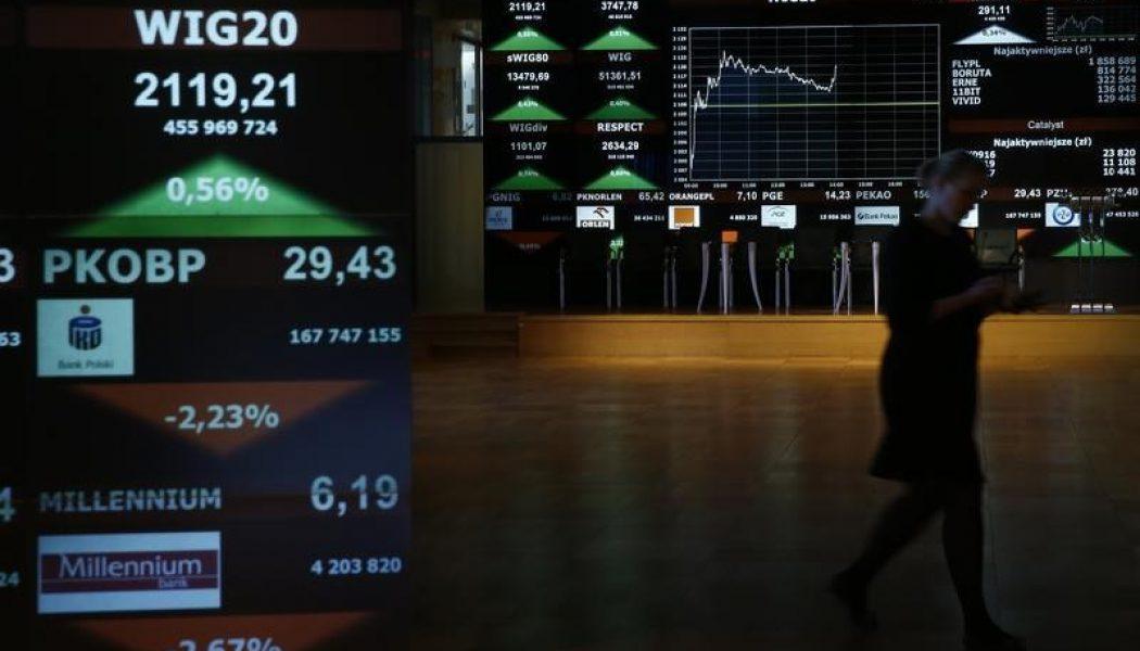 Polonya piyasaları kapanışta düştü; WIG30 1,88% değer kaybetti