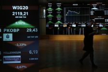 Polonya piyasaları kapanışta düştü; WIG30 0,06% değer kaybetti