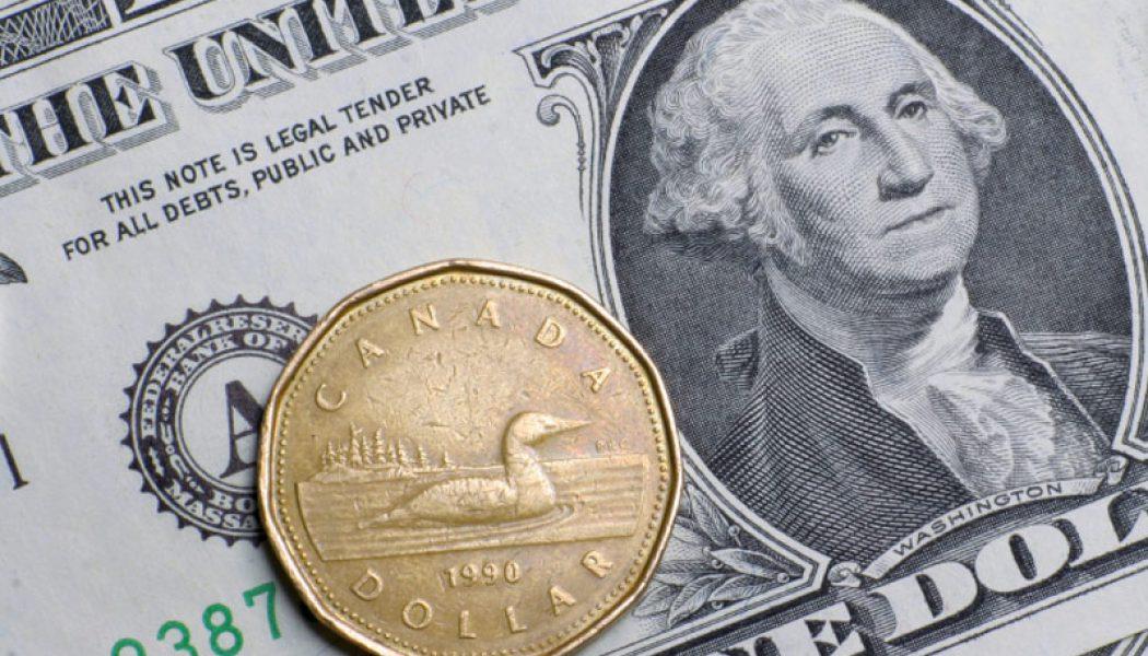 Forex – Amerikan doları, Kanada doları karşısında 4 ayın en düşüğünde