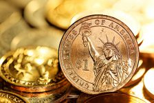 Amerikan doları iki haftanın en yüksek seviyesinde seyrediyor