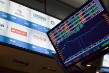 Brezilya piyasaları kapanışta düştü; Bovespa 1,01% değer kaybetti