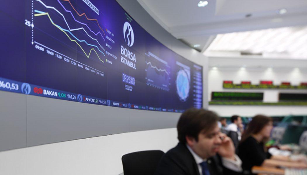 Türkiye piyasaları kapanışta düştü; BIST 100 1,06% değer kaybetti