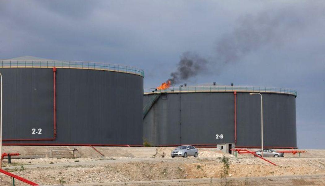 A.B.D. Ham Petrol Stokları tahmin edilen rakam -2,740M gerçek rakam -3,226M