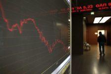 Yunanistan piyasaları kapanışta düştü; Athens General 4,31% değer kaybetti