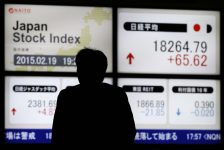 Japonya piyasaları kapanışta düştü; Nikkei 225 0,37% değer kaybetti