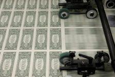 Amerikan doları 5 ayın en düşük seviyesinden yükseldi