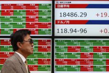 Japonya piyasaları kapanışta düştü; Nikkei 225 2,32% değer kaybetti