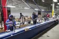 Almanya'da sanayi siparişleri Nisan'da %2 ile beklentilerin üzerinde düştü