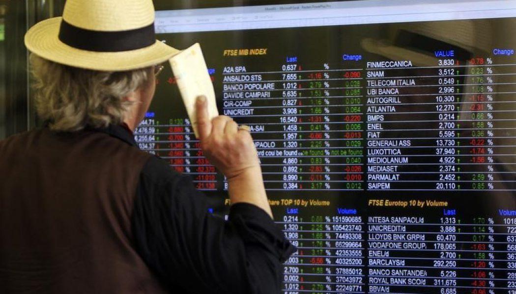 İtalya piyasaları kapanışta düştü; Investing.com İtalya 40 0,12% değer kaybetti