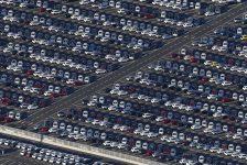 A.B.D. Toplam Araç Satışı tahmin edilen rakam 17,20M gerçek rakam 17,45M