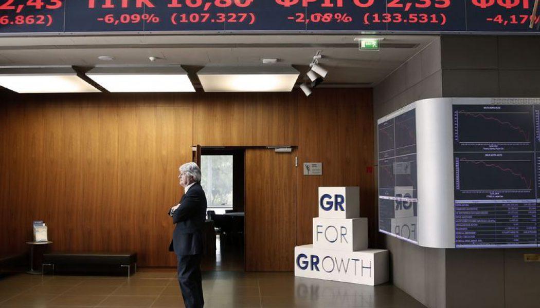 Yunanistan piyasaları kapanışta yükseldi; Athens General 2,24% değer kazandı