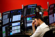 Avrupa piyasaları düşüşte; Dax 1,27% oranında değer kaybetti