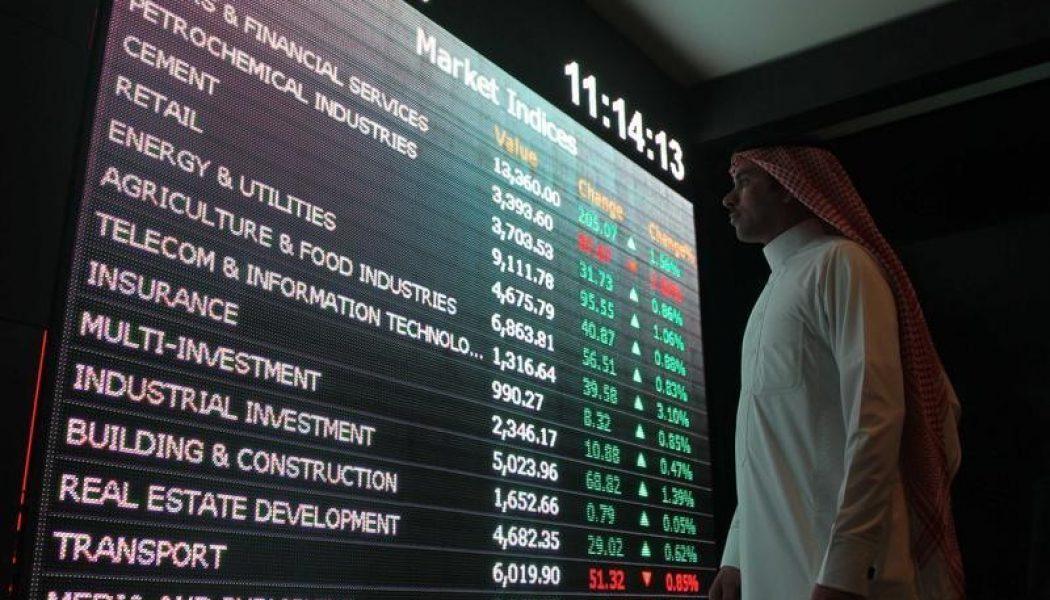 Suudi Arabistan piyasaları kapanışta yükseldi; Tadawul Borsası 1,09% değer kazandı